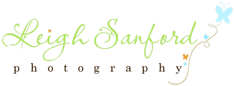 Leigh Sanford Photography logo